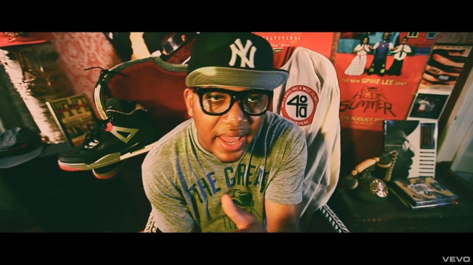 Skyzoo - Spike Lee Was My Hero